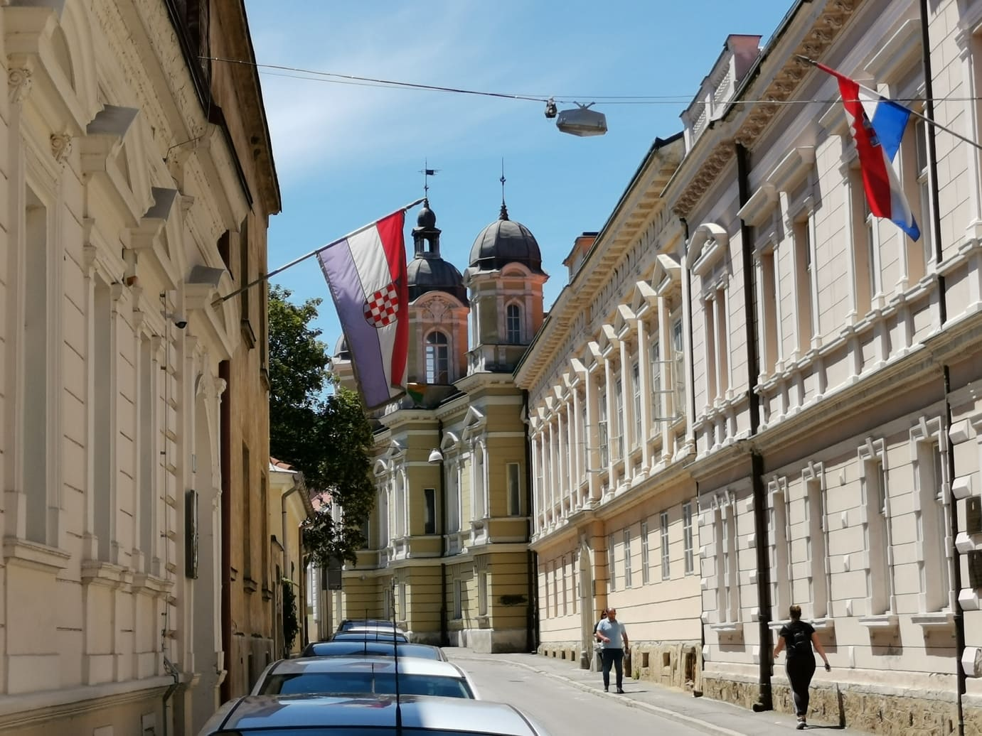 Kreispalast Pozega