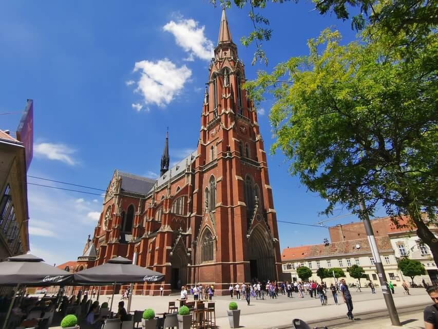 Kathedrale von Osijek