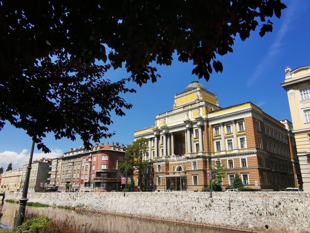 Sarajevo Karel Parzik