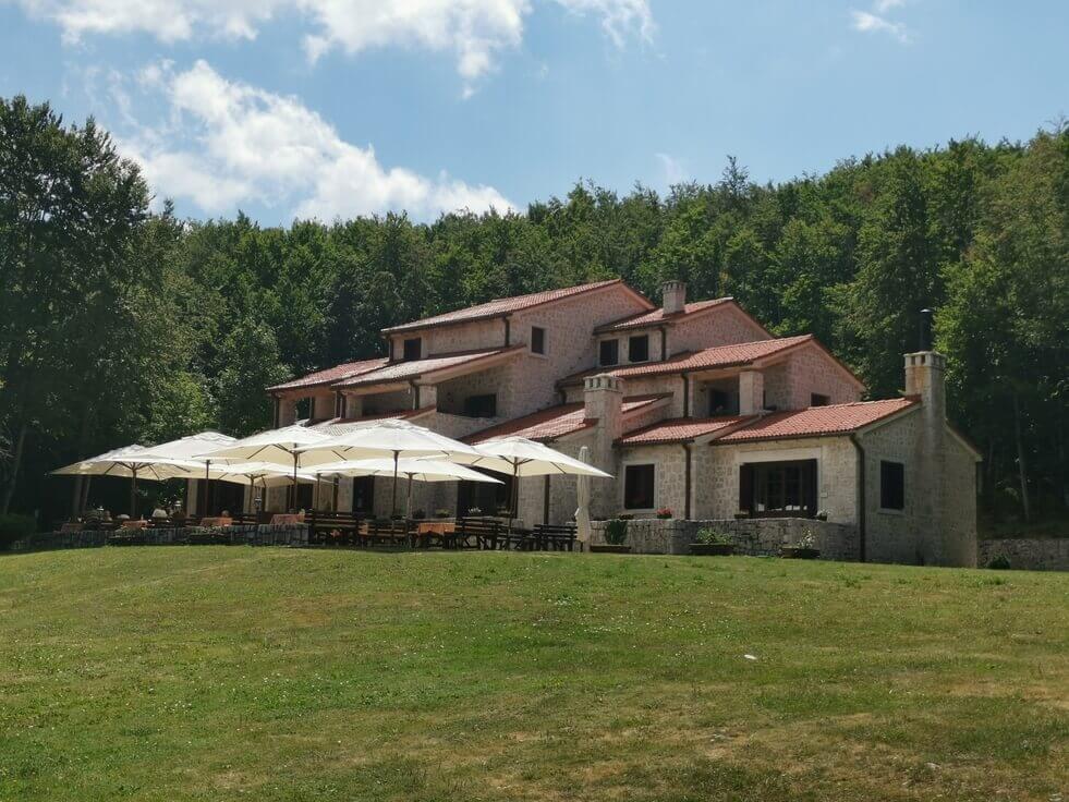 Hotel Ivanov Konak Lovćen Nationalpark