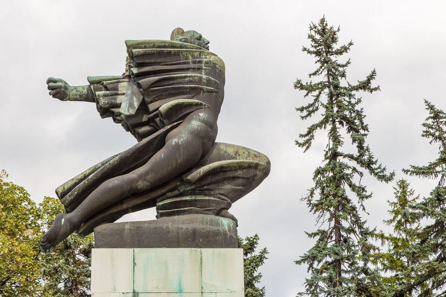 Ivan Mestrovic Monument pour la France
