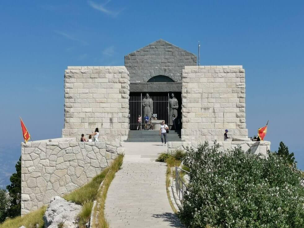 Montenegro Njegos Mausoleum