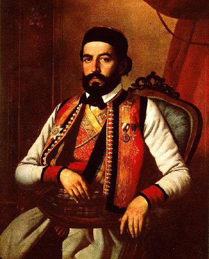 Petar II. Petrović Njegoš Bild