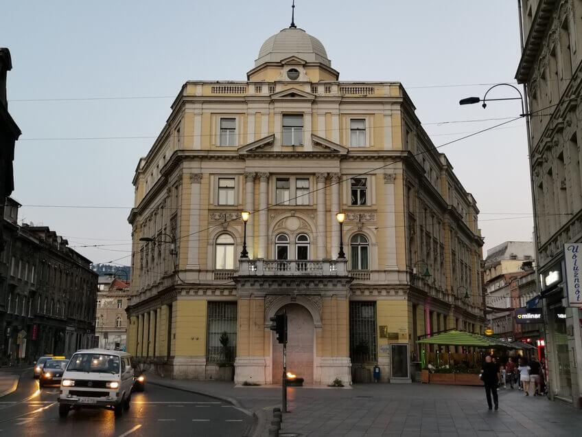 Sarajevo Denkmal