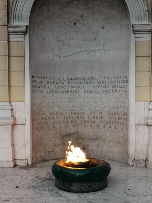Sarajevo Vjecna Vatra