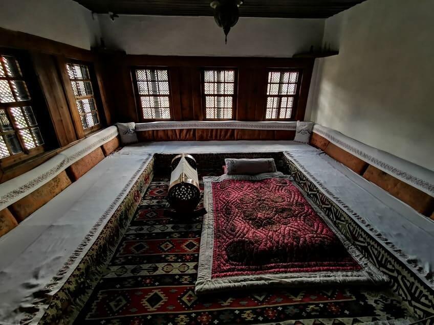 Sarajevo Museum Svrzos House Innen