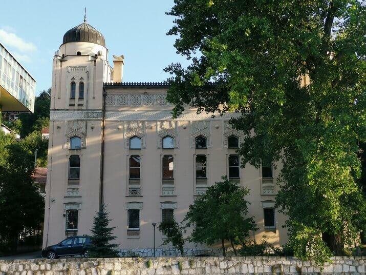 Die Synagoge von Sarajevo