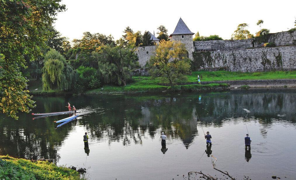 Banja Luka ist eine der schönsten Städte Bosniens