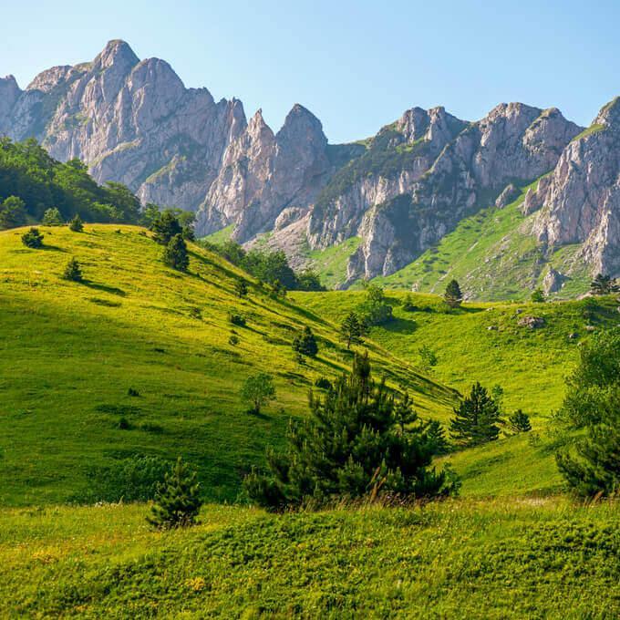 Sutjeska Nacional Park