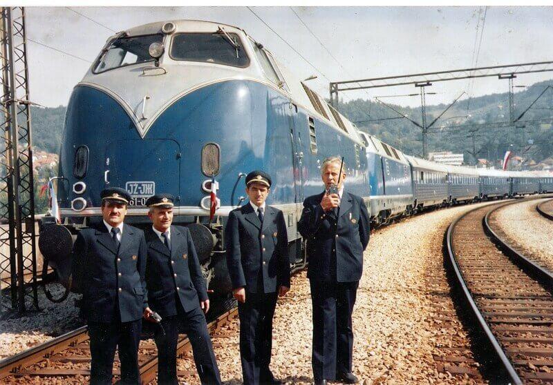 Geschichte der serbischen Eisenbahn