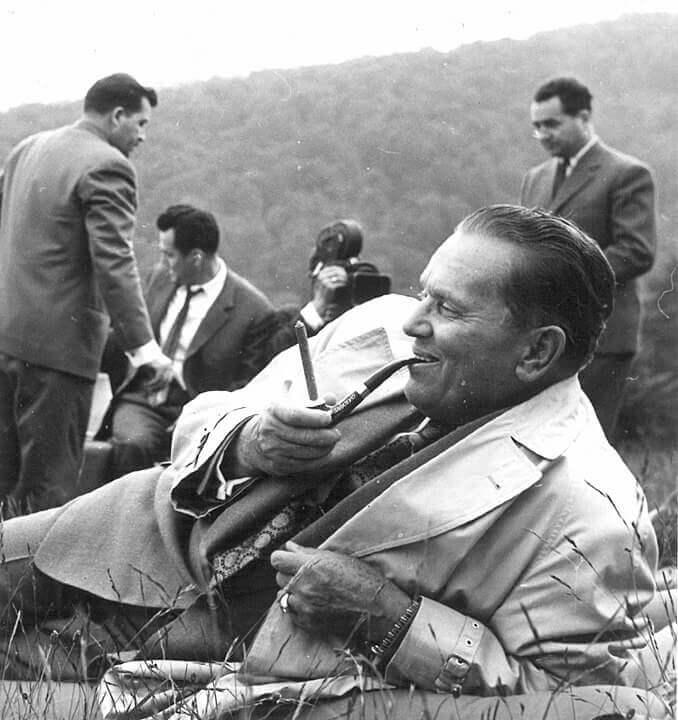 Tito Jugoslawiens Staatschef