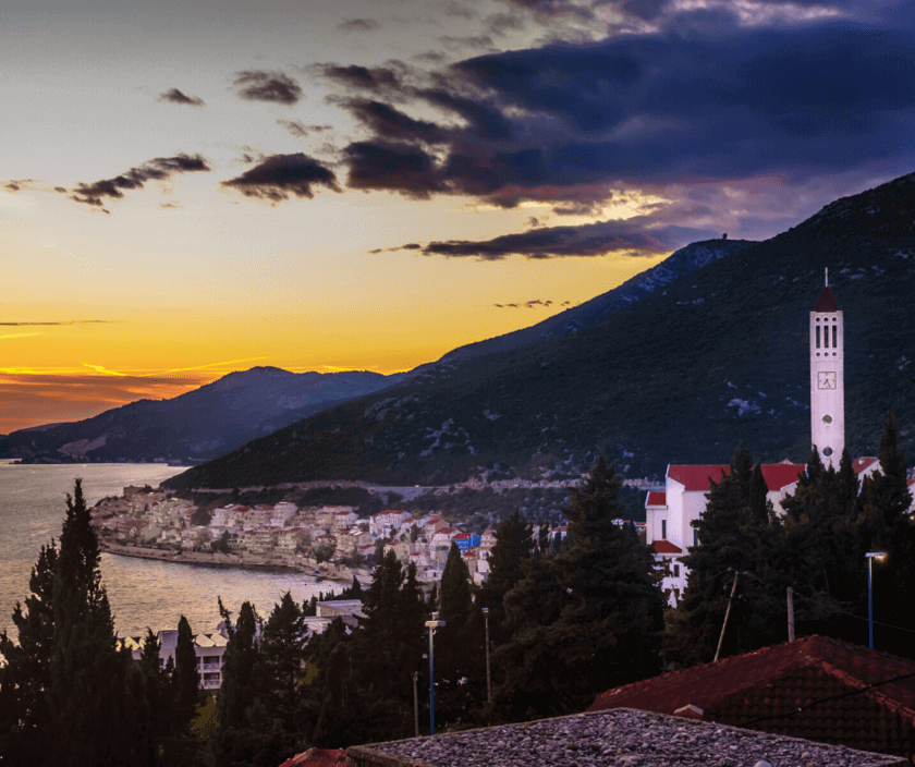 Neum in Bosnien