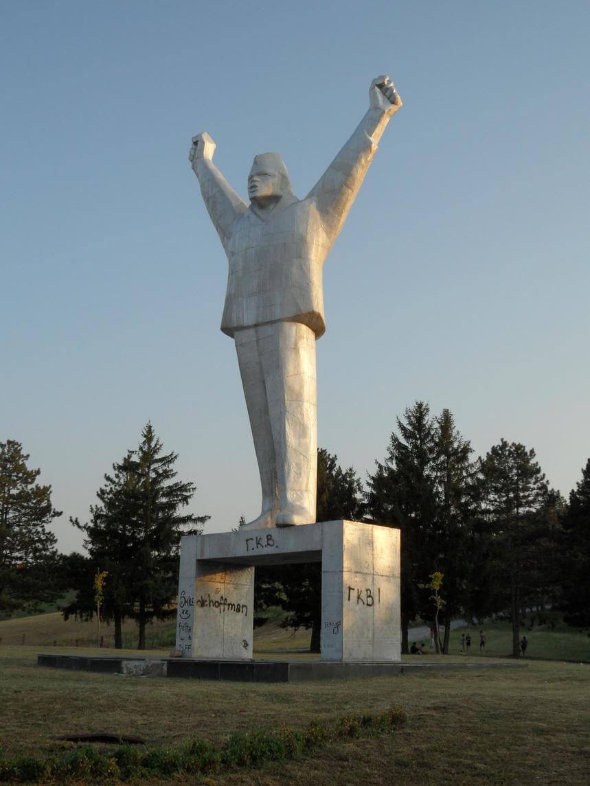 Stjepan Filipovic Denkmal