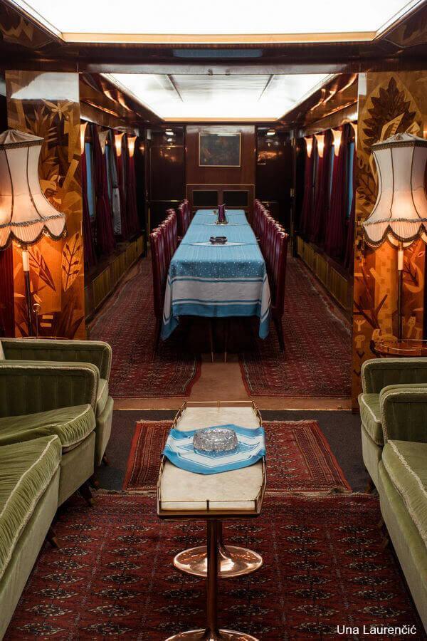 Tito Blue Train