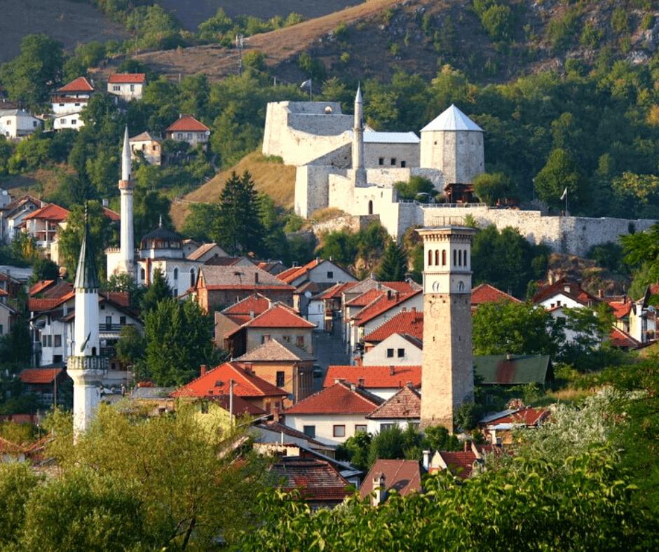 Travnik in Bosnien