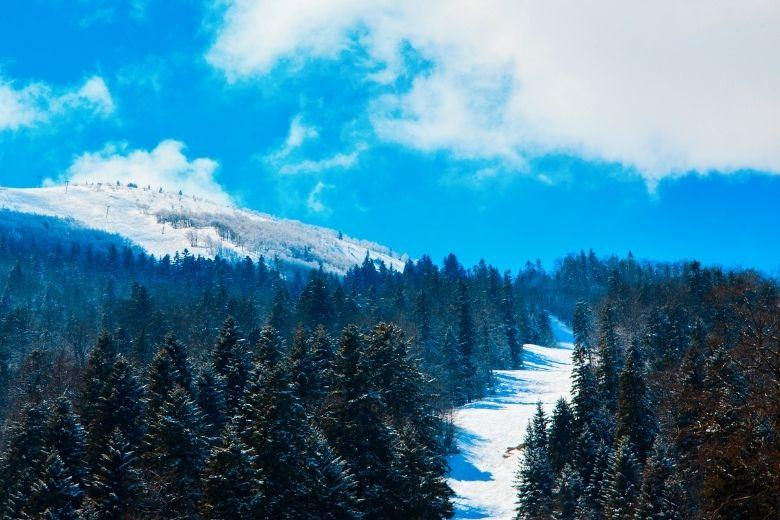 Bosnien Skigebiete