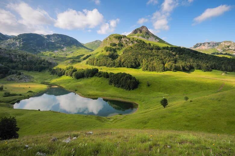 Zelengora in Bosnien