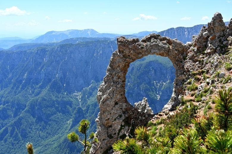 Hajdučka vrata in Bosnien
