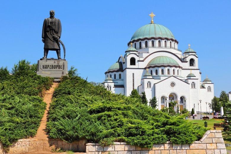 Jugoslawien Hauptstadt