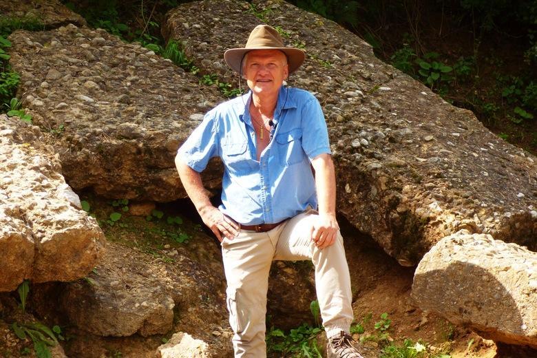 Sam Osmanagich der Entdecker der bosnischen Pyramiden in Visoko