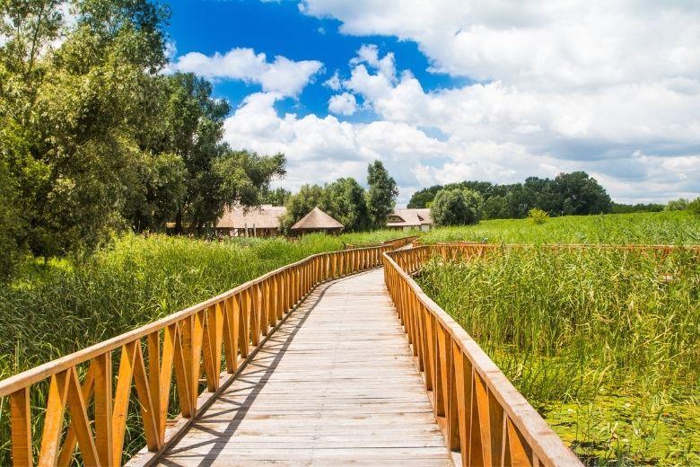 Slawonien Landschaft